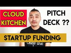 Cloud Kitchen Startup Funding| Pitch Deck For Cloud Kitchen !! Seed Funding For Cloud Kitchen - YouTube Cloud Kitchen, Order Book, Pitch, Seeds, Deck, Clouds, Youtube, Front Porches, Decks