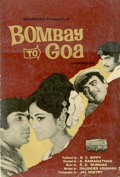 Bombay to Goa (1972)