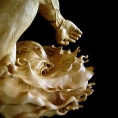 Across the universe • rnl365:  The Swimmer  Stefanie Rocknak    scultura...