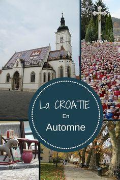 Faut-il attendre l'été prochain pour visiter la Croatie? La réponse est non! L'automne se prête aussi bien à la visite de Zagreb, la capitale, mais aussi de Samobor, une petite ville aux limites de la Slovénie.