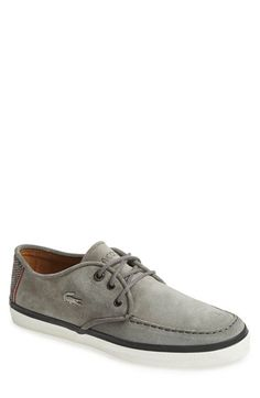 6e4b8a9b3b2158 Lacoste  Sevrin 5  Sneaker (Men) available at  Nordstrom Lacoste Shoes