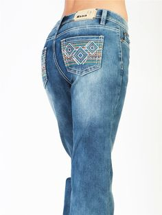 New!! Christy Bootcut Jean