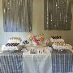 Festa 15 anos * decoração e doces finos *