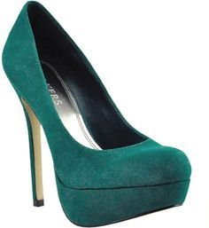 Bakers Teal heels, Sz 9 - Only worn to try on. $55 Shipped in US