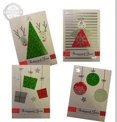 Kreatywnie i przedsiębiorczo. Zielony Ursynów już przygotowuje kartki świąteczne Merry Christmas Card, Diy Christmas Gifts, Xmas Cards, Christmas Projects, Diy Cards, Christmas 2019, Holiday Crafts, Christmas Decorations, Diy And Crafts