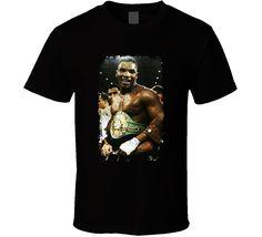 Mike Tyson Wbc Belt Cool Boxing Fan T Shirt