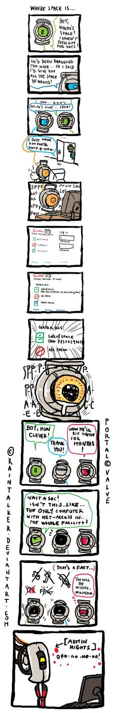 Lots of Space by raintalker on DeviantArt SPACE CORES FACE THO XD