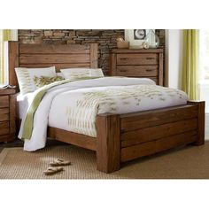Found it at Wayfair.ca - Panel Bed