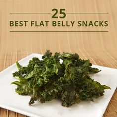 25 Best Flat Belly Snacks-Munch on these instead of your regular snacks and lose weight in the belly area.   #flatbellysnacks #healthysnacks #lowcaloriesnacks #reducebloating