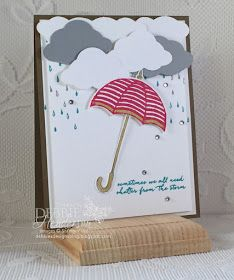 Debbie's Designs: Create with Connie & Mary Saturday Blog Hop! | Weather Together