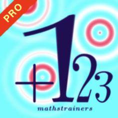 Sometimes we need help with our numbers because they can be difficult. Mathstrainers Pro helps with improving core skills, but provides SO MUCH MORE. Free Math Apps, Integers, Place Values, Arithmetic, Multiplication, Itunes, Connection, Division, Numbers
