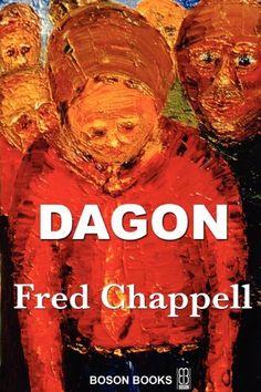 Dagon by Fred Chappell http://www.amazon.com/dp/0917990943/ref=cm_sw_r_pi_dp_0mfaxb18Y53JM