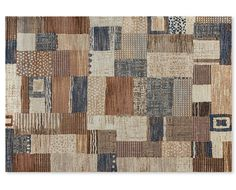 Bennington Abstract Rug - Furniture Row