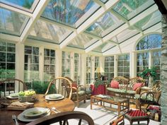 Sunrooms and Conservatories | Decorating and Design Ideas for Interior Rooms | HGTV