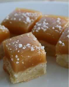 salted carmel bites. A grown up food for a party this fall. This reminds me of my best friend's mom fall baking!  #WerthersCaramel  #Caramel