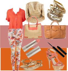 """summer"" by evelinsabjan on Polyvore"