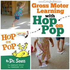 Dr. Seuss Theme- Weekly Home Preschool