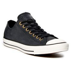 Converse Chuck Taylor Allstar Ox Sneaker (Unisex) ($45) ❤ liked on Polyvore featuring shoes and sneakers