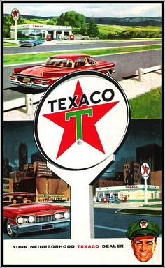 Texaco 1960 | by BACKYard Woods Explorer