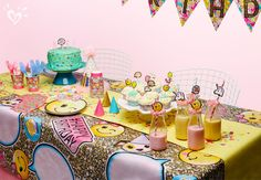 #HappyBirthday - smile-starting decor and fun-filled extras to help you throw the ultimate birthday bash! #birthdayparty
