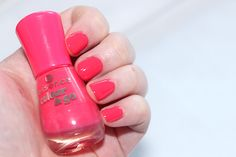 Essence Naughty and pink!