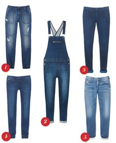 What Your Denim Says About You - Get the Look from #InStyle