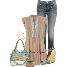 """""""A Touch Of Sequins"""" by tara-akiri on Polyvore"""