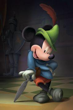 Fabrizio Petrossi   portraits  realized for Walt Disney Imagineering
