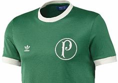 Palmeiras 2013 adidas Originals Retro Jersey