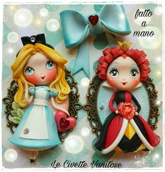Alice polymer clay fimo