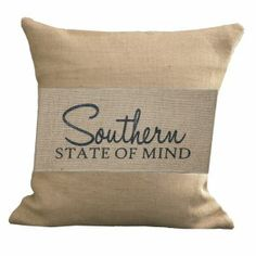 Pillow Wrap - Southern State of Mine