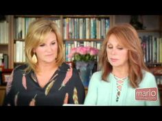 Mondays with Marlo: Trisha Yearwood - Full Interview Marlo Thomas, Trisha Yearwood, Mondays, American Actress, Dreaming Of You, Interview, Southern, This Or That Questions, Kitchen