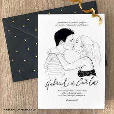 Ilustracion bodas