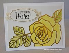 FREE Card Kit in the mail - April 2016 featuring Rose Wonder - Don't miss out!