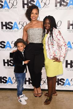 7f433508abbe Alicia Keys Photos Photos  Harlem School of the Arts Hosts 50th Anniversary  Kickoff at the Plaza