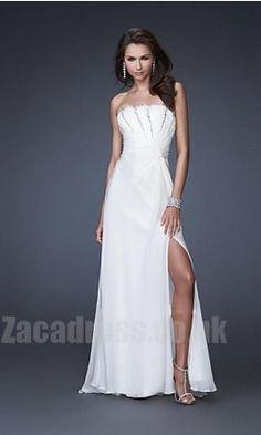$156.99 - La Femme 16070 Sheath Cheap Long Evening Dresses