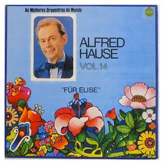 As Melhores Orquestras do Mundo - Alfred Hause Vol.14 é na vinil records, sua loja de vinil online.