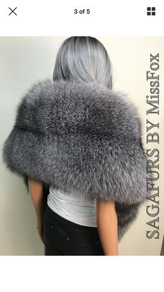 Fur — What one do I treat myself to? Fox Fur Coat, Fur Coats, Fur Fashion, Womens Fashion, Fabulous Fox, Wedding Fur, Chloe Sevigny, Fur Wrap, Fur Accessories