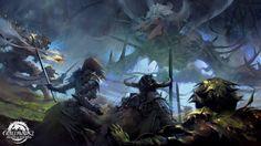 Guild Wars 2  -  conceptroot