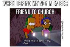 #lds #mormon #meme #christian #cry #spirit #friends #ldslaughs #mormonmemes #funny Mormon Meme, Lds Mormon, Lds Memes, Crying, Family Guy, Spirit, Christian, Photo And Video, Friends
