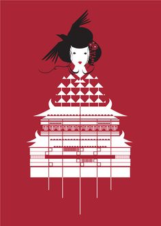 "Check out my @Behance project: ""Geisha"" https://www.behance.net/gallery/44857312/Geisha"