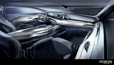Genesis New York Concept Is A Hybrid Sports Sedan That Eyes BMW's 3-Series