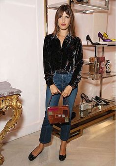 Le Tout-Paris Gathers for Roger Vivier's Fashion Week Party