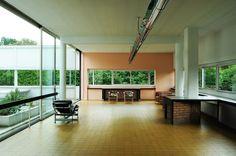 Resultado de imagen de villa savoye interior
