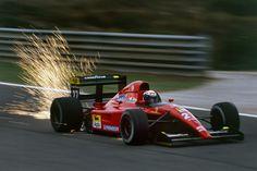 Alain Prost #27Jean Alesi #28Ferrari 643, 3,5LV12 engine1991...