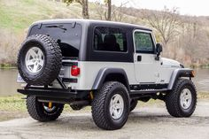 ExPo Classifieds: Rubicon Unlimited LJ with Miles - Expedition Portal 2006 Jeep Wrangler Unlimited, 2003 Jeep Wrangler, Jeep Cj7, Black Jeep Wrangler, Jeep Garage, Jeep Wheels, Jeep Wave, Jeep Truck, Dream Cars