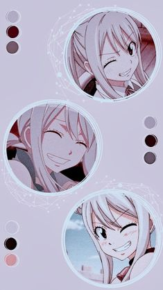 Fairy Tail Family, Fairy Tail Lucy, Fairy Tail Nalu, Fairy Tail Guild, Flower Aesthetic, Aesthetic Anime, Animes Wallpapers, Cute Wallpapers, Aesthetic Iphone Wallpaper
