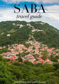 Saba is an island belonging to the Caribbean region. It is also the smallest municipality owned by the Netherlands. Travel to Saba to explore the rich history and culture of the land, which is pretty dense for its size.