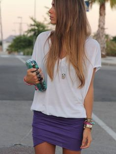 Top 10 Simple Summer Style Outfit Trends For Summer 2014