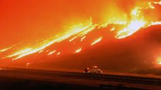 #California's #Wildfire will 75 #Percent #Contained #news #food #earthquake #usa
